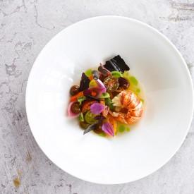 voorgerecht kreeft, first course lobster
