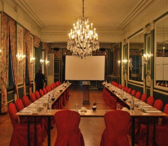 Banket zaal, banqueting room
