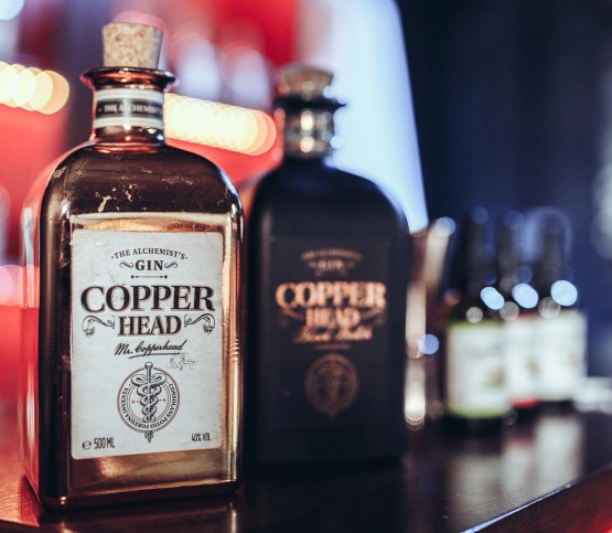 copperhead original, black batch